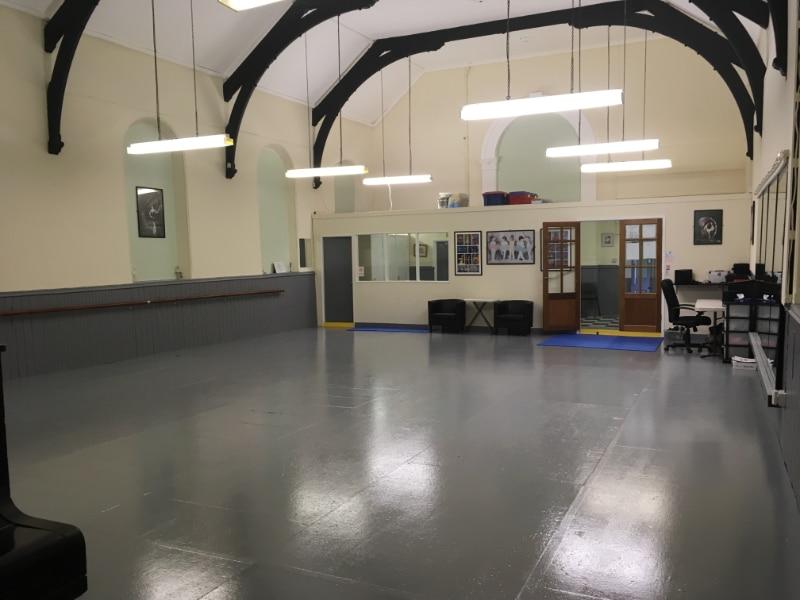 dance studio st helens