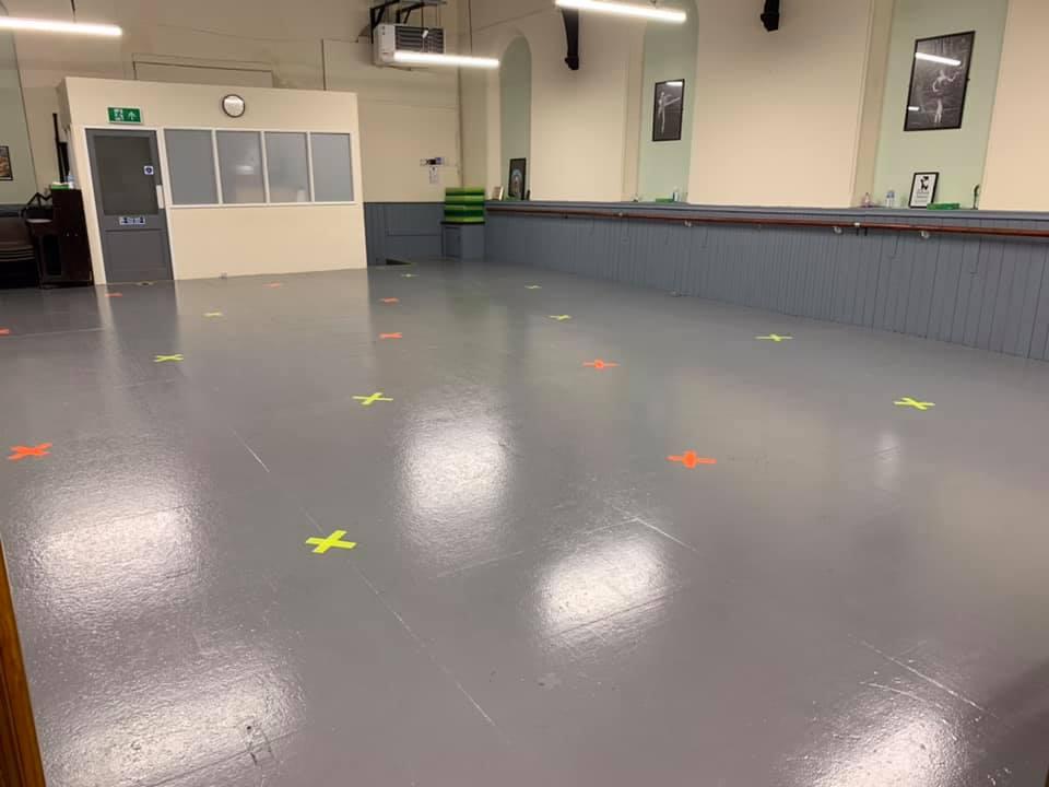 deborah lister academy of dance studio